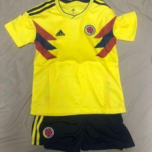 Colombia kids uniform